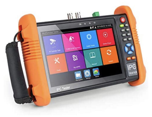IPC Tester All In One Camera Tester 7 Inch Retina Touch Screen, 1920 x 1200