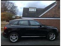 Audi Q5 - 2014 - 2.0 TDI Quatro - Low mileage
