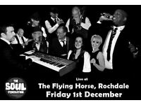 Classic Soul at The Flying Horse from THE SOUL FEDERATION
