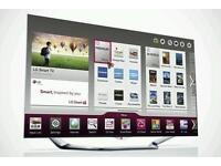 LG 47 inch cinema screen 3d 1080p smart tv