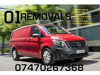 01 Removals UK - Removal Service (Man with Van) around Swindon/Wootton Bassett/Cirencester