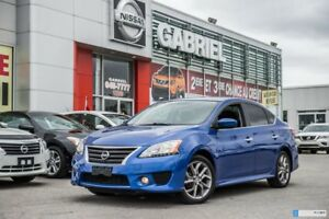 2013 Nissan Sentra SR + TOIT+GPS