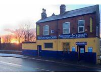 Excellent Fish & Chip shop for sale