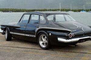 1962 Chrysler Valiant Sedan Gordonvale Cairns City Preview