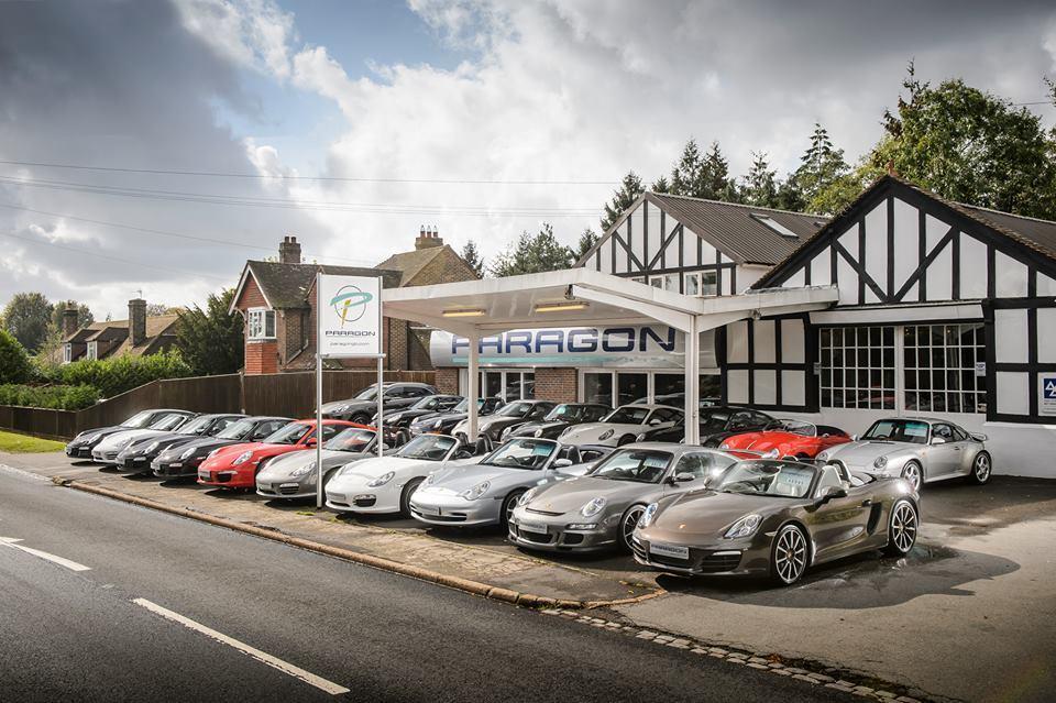 Paragon Porsche