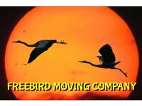 Freebird Moving Company Local Family Run Removal Company Estalblished Over 54 Years