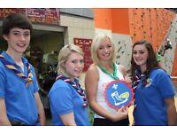 Volunteer work - run activities for young people age 10-14