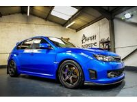 2008 Subaru Impreza STI (Big Spec/Forged)