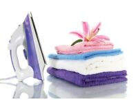 Ironing £8.25 per hour Job Offer