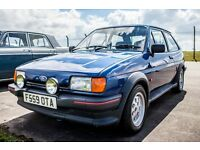 Ford Fiesta XR2 - Fully restored in stunning condition