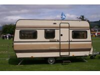 Touring caravn or camper wanted