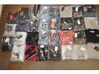 Wholesale/Joblot Mens Tracksuits, Jeans, Shoes, Belts -Armani, Stone Island, True Religion, Dsquared