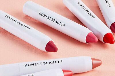 Honest Beauty Lip Crayon-Demi-Matte ~ Jessica Alba ~ Clean Makeup ~ Shade Choice