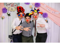 Photo booth hire/Wedding Photo Booth/Anniversary Photo booth/Corporate party Photo booth/