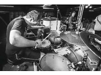 Drum kit lessons offered by Owen Hughes