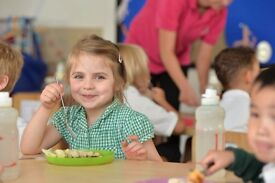 Cook for Day Nursery 20 - 25 Hours, 5 x mornings, Mon. - Fri.