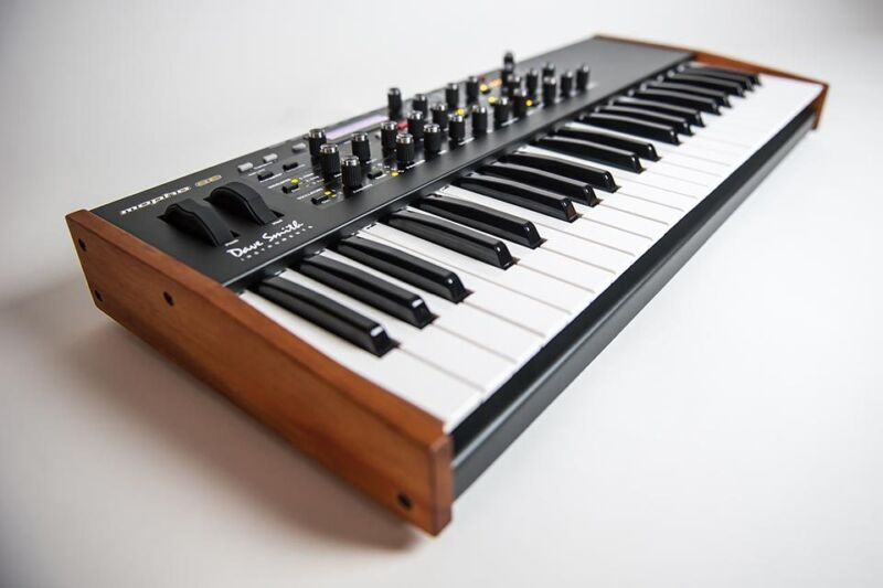 Dave Smith Instruments Mopho Se Analog Monophonic 44 Key Keyboard Synth //armens