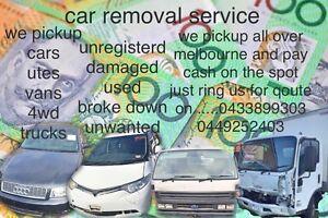 Car removal service Dandenong Greater Dandenong Preview