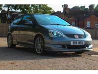 2005 Honda Civic Type R ***Standard & clean EP3***