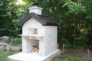 Outdoor Pizza Ovens & Pizza Oven Kits, Brick, Clay, Wood Fired Mississauga / Peel Region Toronto (GTA) image 2