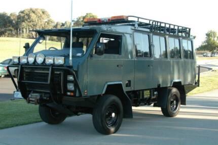 OKA (LT) 1996 4WD Tour Bus For Sale