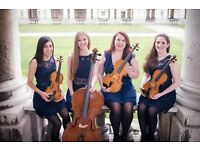 Camilli String Quartet - Classical music for your wedding or event