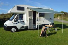 Motorhome Hire Cornwall / Campervan Hire