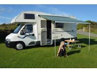 Motorhome Hire Cornwall / Campervan Hire