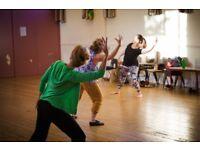 Activate dance - adult dance classes