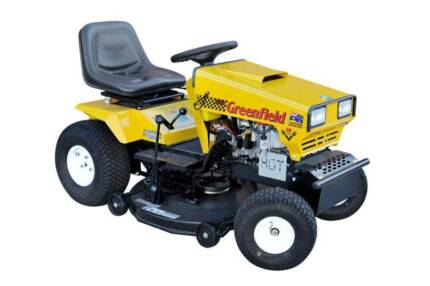 BRAND NEW 20/34 GREENFIELD RIDE ON MOWER Yatala Gold Coast North Preview