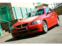 QUICK SALE - 2008 BMW 3 Series, Full-Service History, HPI Clear, MOT-March,2017 2 Keepers from New.