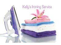 Kelly's Ironing Service