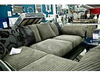 Sleek and Stylish Corner Sofa Available