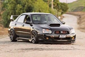Looking for WRX