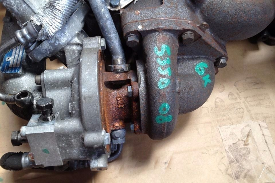 Bmw E60 535d Turbo Injector Breaking BMW 1 3 5 6 7 X1 X3 X5 X6 CAN POST ANYWHERE WITHIN THE U.K.