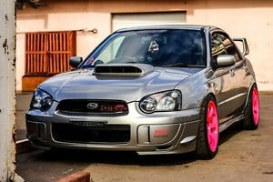 Looking for Subaru Wrx or sti