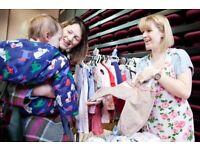 Reading's mum2mum market ~ children and baby nearly new sale