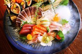Full Time Kitchen Porter in Japanese Restaurant