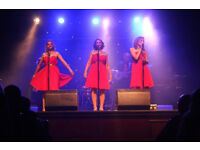 Full Motown Live Band Available