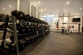 Personal Training. Female Instructor. Private Gym. Dalkeith.