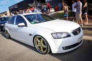 Heavily Modified Engineered 2008 VE Calais Rowville Knox Area Preview