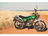 2003 Suzuki VanVan 125cc with MOT - PART EX ACCEPTED