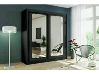 💖👌 COVID19 DOOR DELIVERY -- FULL MIRRORED SLIDING WARDROBES WITH 2 & 3 DOORS, FAST