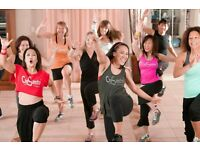 Chasamba Dance Fitness Class - Suitable For All Ages and Abilities