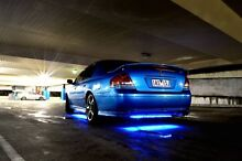 2003 Ford Falcon Sedan (FORD BA XR6 MANUAL BLUE PRINT BLUE) Mill Park Whittlesea Area Preview
