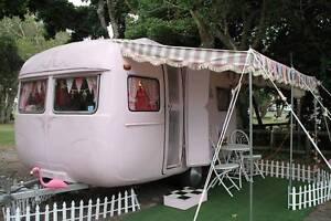 Vintage Caravan Retro 1964 Sunliner Landsborough Caloundra Area Preview