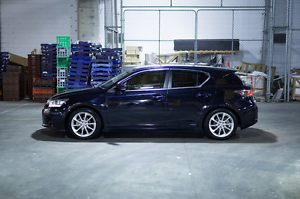 2011 LEXUS CT200H. Hybrid Hatchback LUXURY! GREAT CAR and UBER! Collingwood Yarra Area Preview