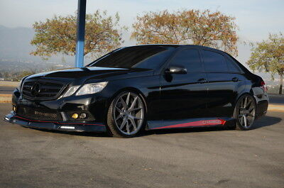 2010 Mercedes-Benz E-Class Base Sedan 4-Door ONE AND ONLY CRIMSON MERCEDES E350 FOR SALE 52K MILES 2 OWNER  NAVI HEATED