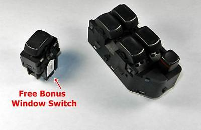 Cadillac DeVille Seville Power Master Window Switch 1996-1999