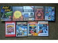 Commodore C64 disk games